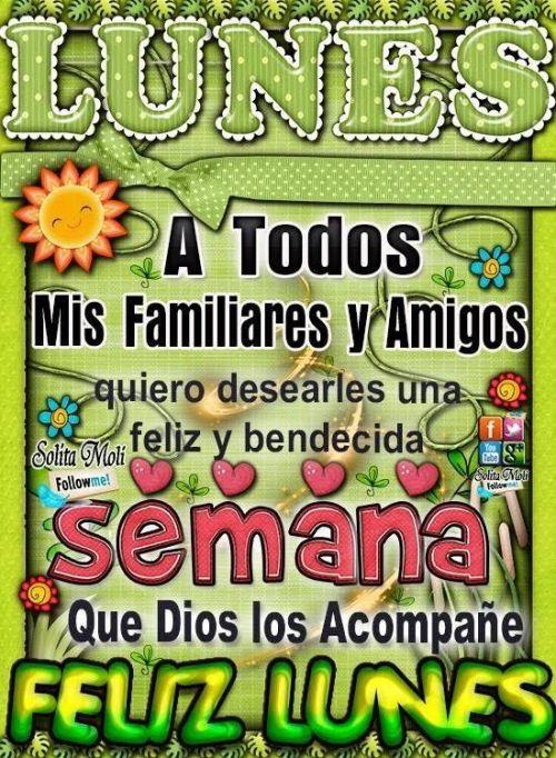 Buenos Dias Para Enviar Buenos Dias Feliz Lunes Feliz Lunes