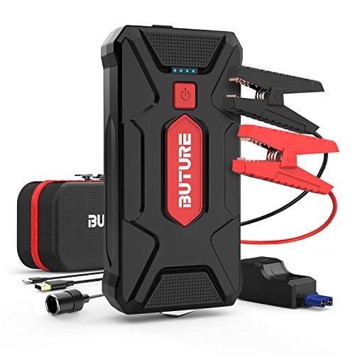 Buture Car Jump Starter 1600a Peak 20000mah Portable Car Battery Starter Up To 7 0l Gas 6 0l Diesel Engines Auto Battery Booster Pack With Smart Safety Jumpe In 2020 Car Battery Diesel Engine