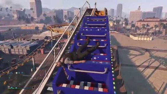 What happens when my girlfriend plays GTA 5