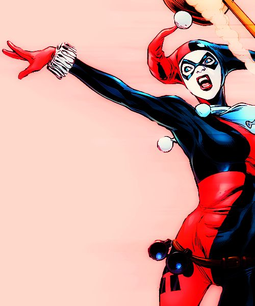 An art blog dedicated to the most bad ass femme fatals ever, Harley Quinn, Catwoman, and Poison Ivy;...