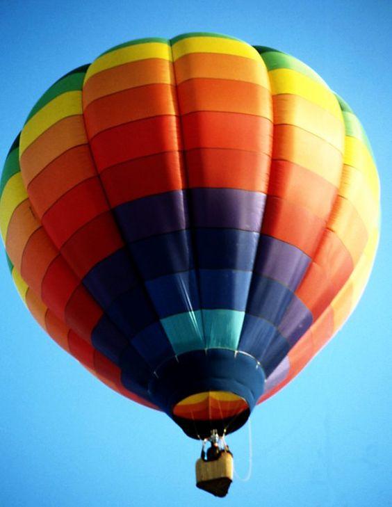 Como fazer um pequeno balão de ar quente                              …