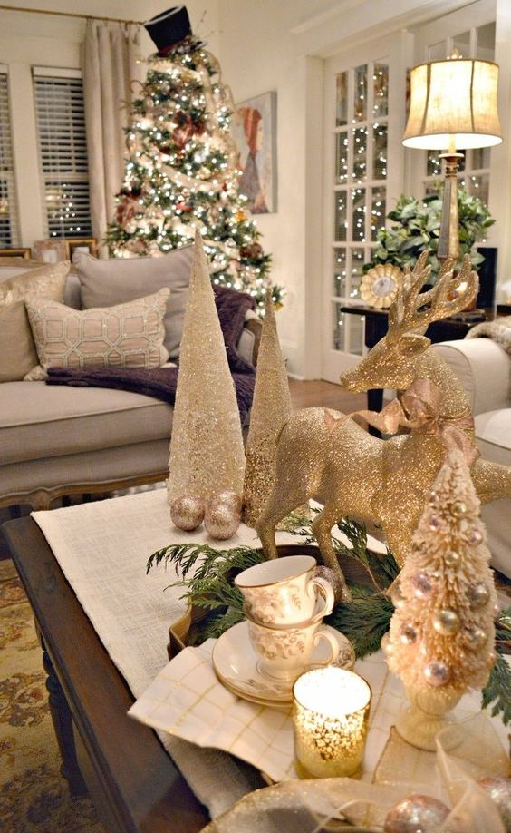 French Style Living - Christmas Tour