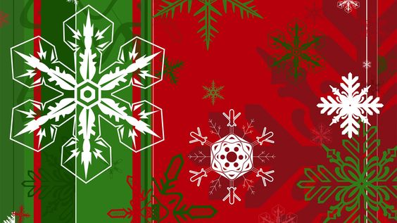 Red and Green Christmas