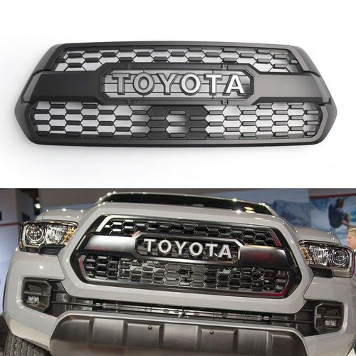 Front Grill for 2016-2018 Aftermarket for Tacoma TRD PRO Grille
