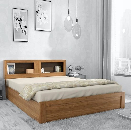 20 Latest Double Bed Designs With Pictures In 2021 Bed Furniture Design Bedroom Bed Design Double Bed Designs