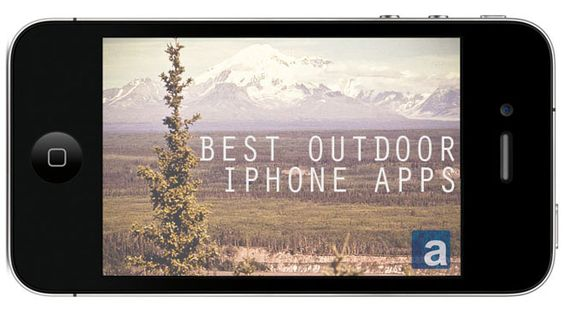 A great collection of outdoors-themed iPhone apps.