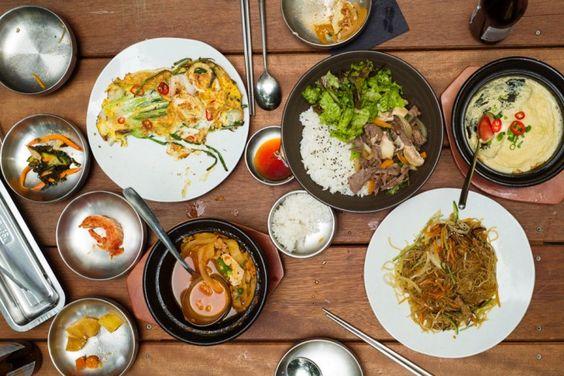 Awesome Days Of Eating #2 – Gogogi