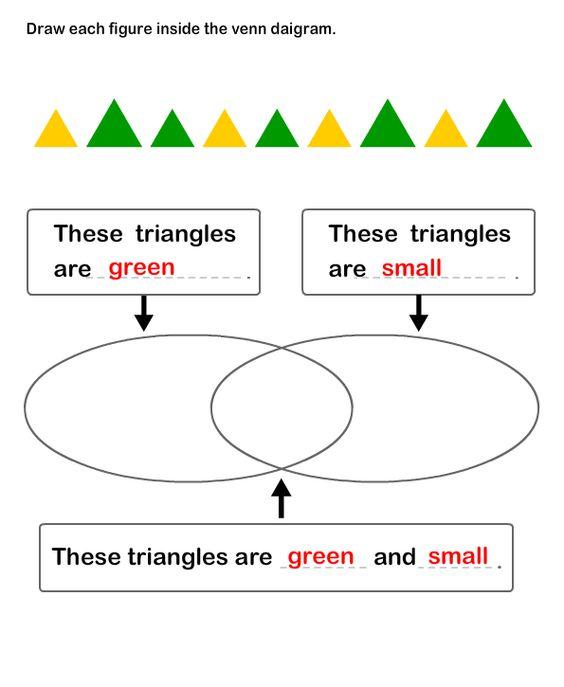 Math Worksheets Grade2 Worksheets Venn Diagram Worksheets – Math Venn Diagram Worksheet