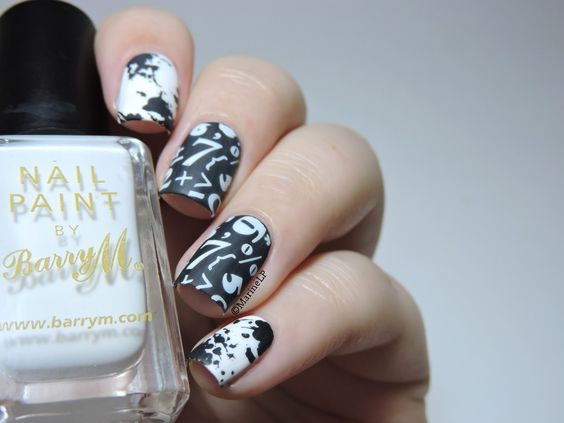 Nailstorming - Back to school!