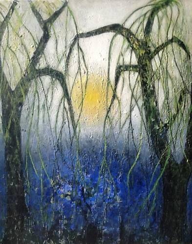 """artoffer – Art of Christa Wetter   """"Durchblick"""" (27) / 2012 Insight"""