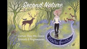 "Second Nature is a new Sean Nos (or ""single turn dancing"") DVD out by Edwina Guckian featuring a variety of Sean Nos steps from and narratives about country Leitrim, Ireland. DVD Review - Second Nature"