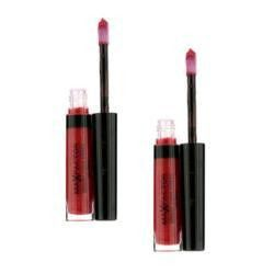 Max Factor Vibrant Curve Effect Lip Gloss - # 16 Artistic (duo Pack) --2x5ml-0.17oz By Max Factor