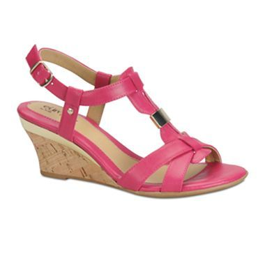 M S Wedge Shoes
