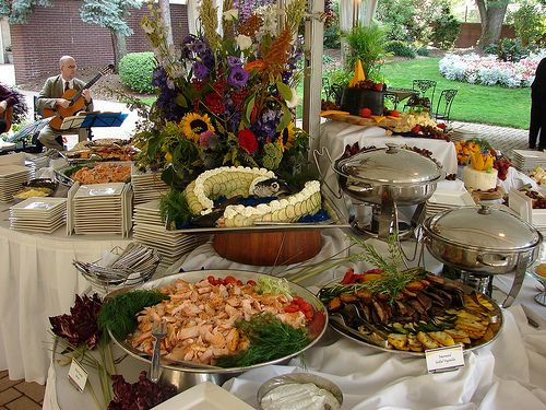Amazing Elegant Display Wedding Buffet   Google Search | Buffet Table Setting |  Pinterest | Buffet And Fruit Displays