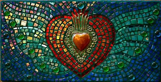 Mosaic art made for indoors is generally made on a substrate of plywood. Since it is protected from moisture and the elements, I usually don't use a sealer. A wipe of a damp cloth can effecti…