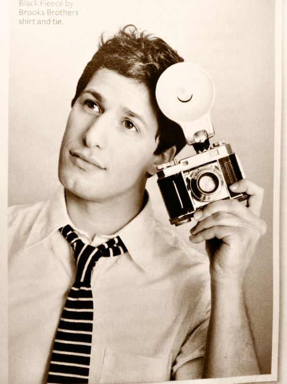 Andy Samberg- MARRY ME?!