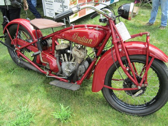 1929 Indian 101 Scout – Indian Motocycle Day: July 21, 2013