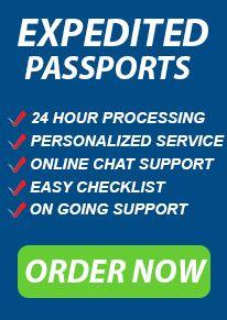 Expedited Passport for International Trip
