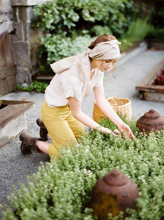 berkebun memiliki banyak sekali manfaat, sourch pinterest