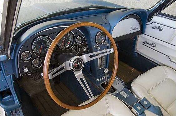 1965 Chevrolet Corvette Convertible Original and Unrestored, 327/365 HP, 4-Speed