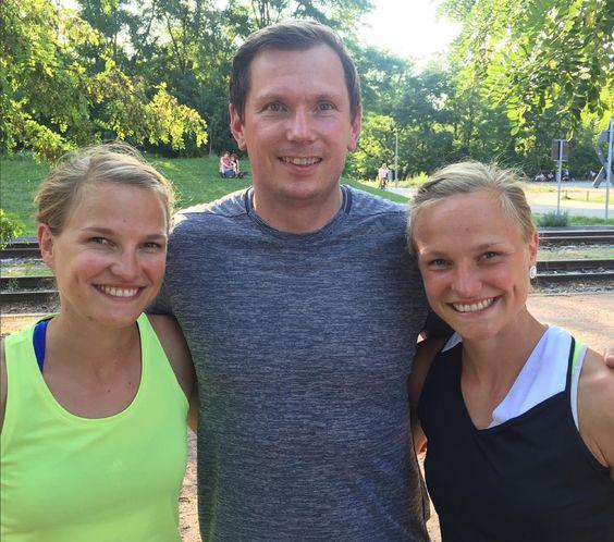 Hahnertwins, Sabrina Mockenhaupt, Philipp Pflieger und Julian Flügel mit Arne Gabius zu Olympia nach Rio | Sports Insider Magazin