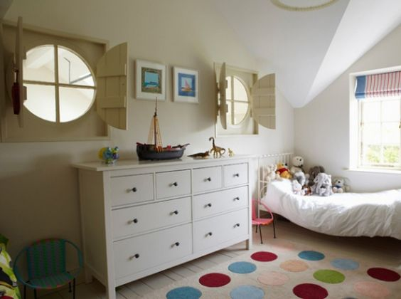 Volets chambre farrow and ball