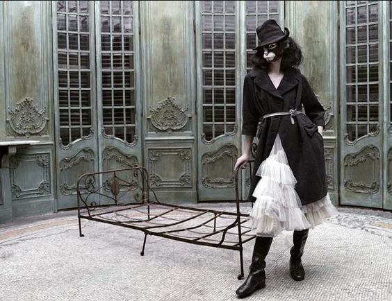 Os contos de fadas fashionistas de Eugenio Recuenco