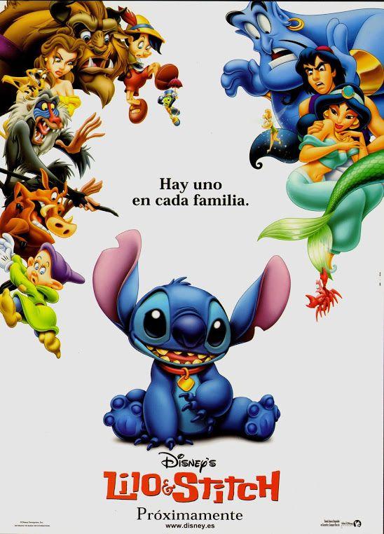 Lilo Stitch Peliculas De Disney Mejores Peliculas De Disney Peliculas Infantiles De Disney