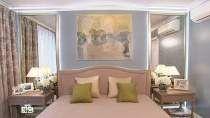 Квартирный вопрос   Небесная спальня для семьи бортинженера