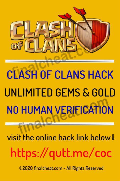 Clash Of Clans Cheats No Survey