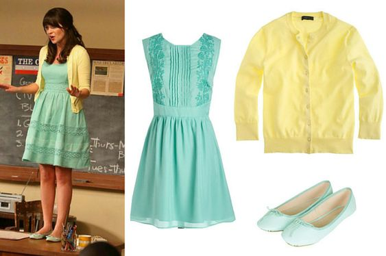 Get the Look, TV Edition: New Girl's Jess Day - Very Erin