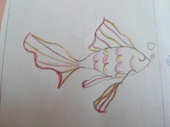 Der Traum fisch