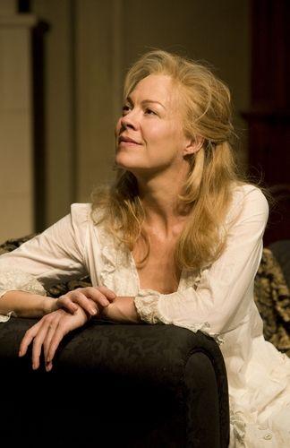 Helen McCrory as Jocasta Cameron?