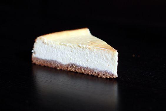 Recette de Cheesecake au citron au Thermomix