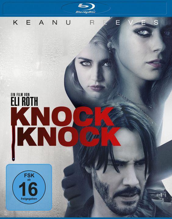 Knock Knock - Thriller mit Keanu Reeves von Eli Roth bald auf DVD und Blu-Ray - http://www.horror-news.com/knock-knock-thriller-mit-keanu-reeves-von-eli-roth-bald-auf-dvd-und-blu-ray/