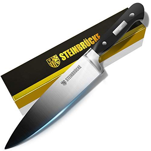 Steinbrucke Chef Knife 8 Inch Hand Polished Now 12 99 Was 35 99 Swaggrabber Knife Chef Knife Plastic Cutter