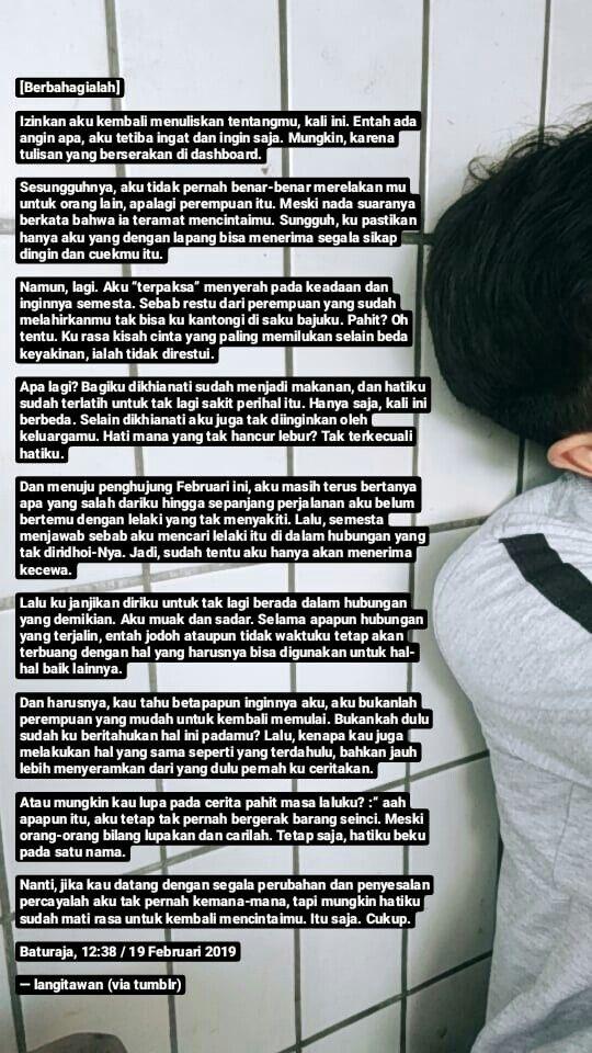Download Wallpaper Kata Kata Yang Baik Untuk Putus Sama Pacar