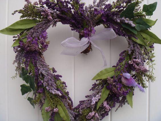 Valentine wreath spring wreath summer wreath by designsdivinebyjb, $59.00