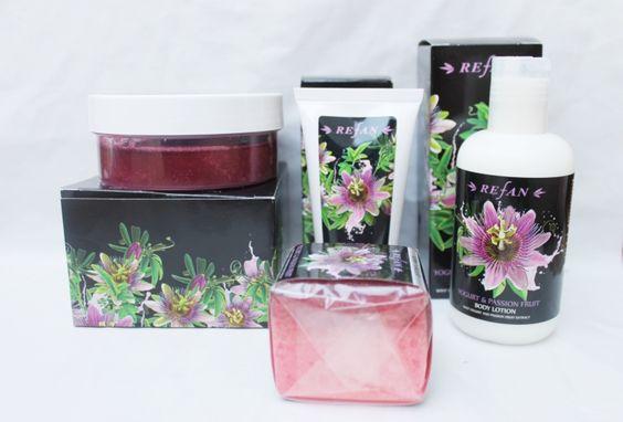 Blog de belleza y moda: Refan, la cosmética más golosa y que huele bien. Refan , cosmetics and more greedy smells good .