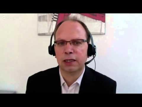 Interview mit Klaus Eck zum Online-Bundestagswahlkampf 2013.