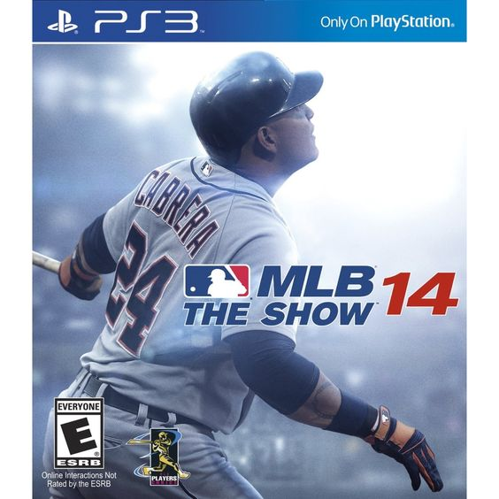 PS3 - MLB 14 The Show