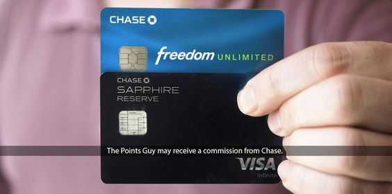 Maximize Your Wallet With These Chase Credit Cards Chase Freedom Card Credit Card Points Chase Freedom