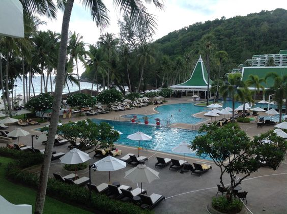 Phuket Thailand , Le Meridien loved this place!