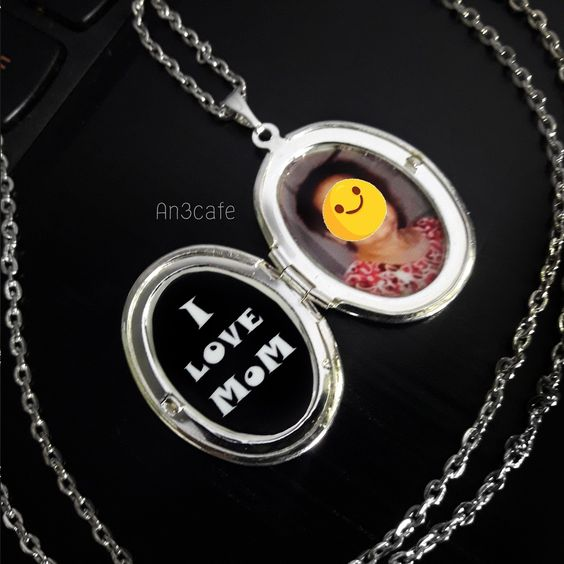 Oval Lockets