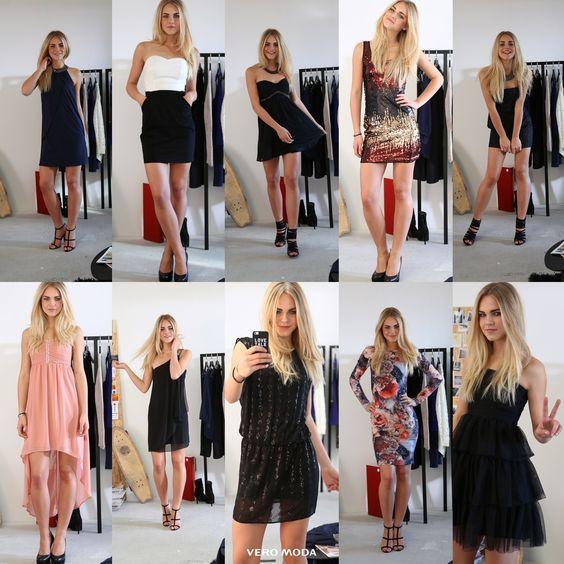 Lace dress vero moda country