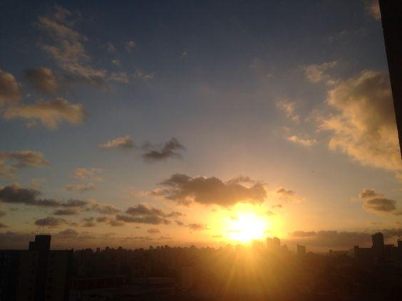 Sunset Cantareira, São Paulo. SP