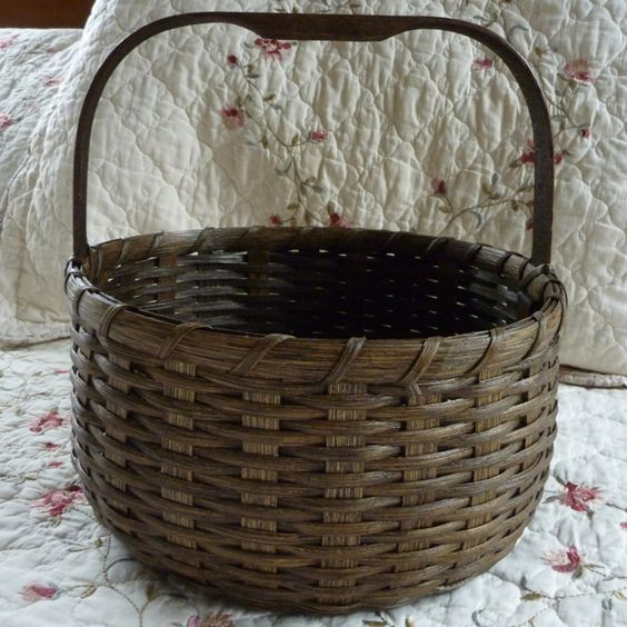 Basket Weaving Ohio : To be home and free pattern on