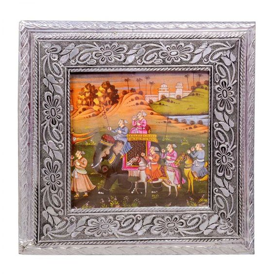 Indigocart Ethnic Festive & Marriage Gift Container
