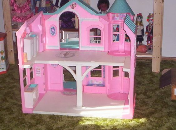barbie dream house 90s - photo #3