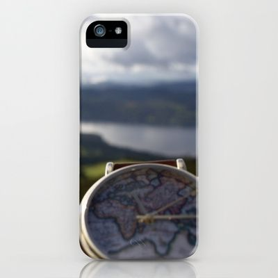 Time to Travel iPhone & iPod Case